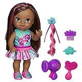 Baby Alive Play 'n Style Christina Poupée (Afro-américaine)