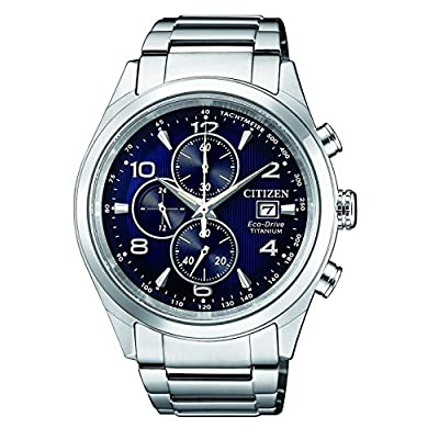 CITIZEN Chronograph Solar CA0650-82L