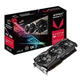 ASUS ROG-STRIX-RXVEGA56-O8G-GAMING 8GB OC Edition VR Ready 5K HD...