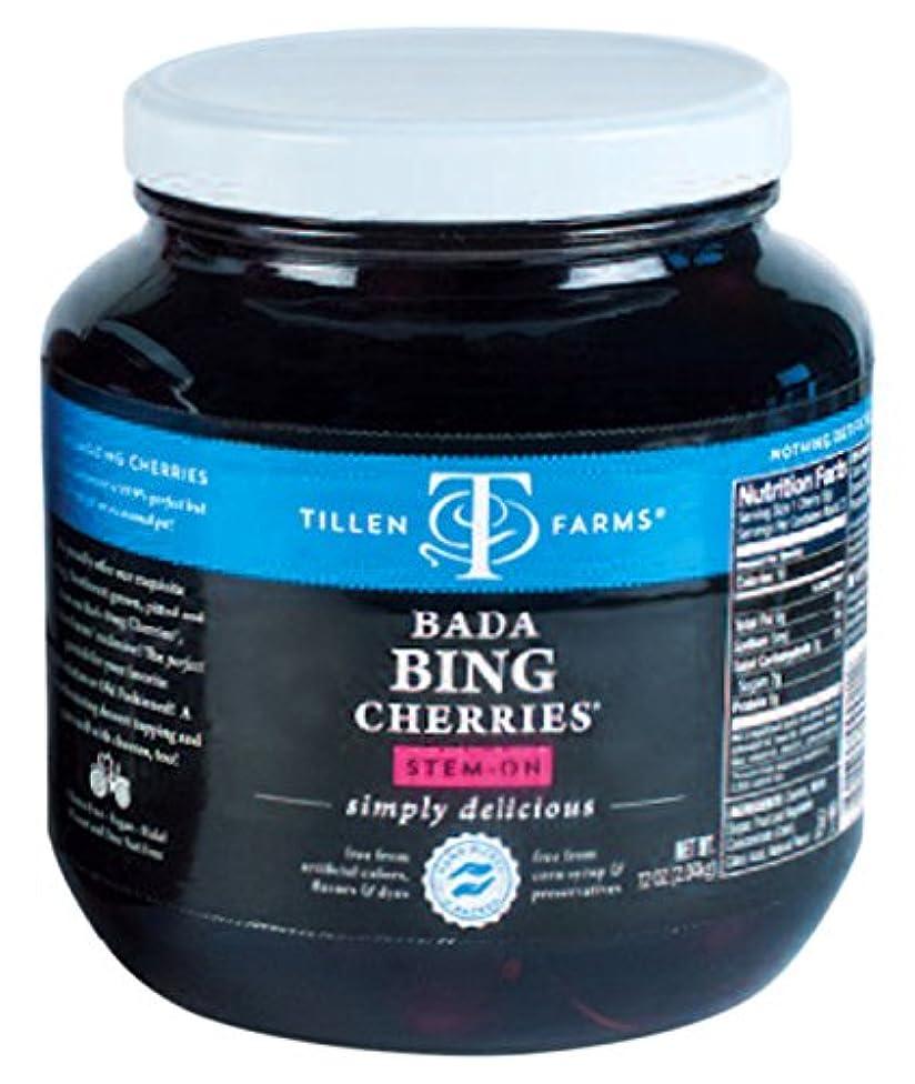 Tillen Farms Cherries, Bada Bing, 72 Ounce (Pack of 2)