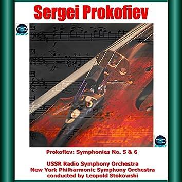 Prokofiev: Symphonies No. 5 & 6