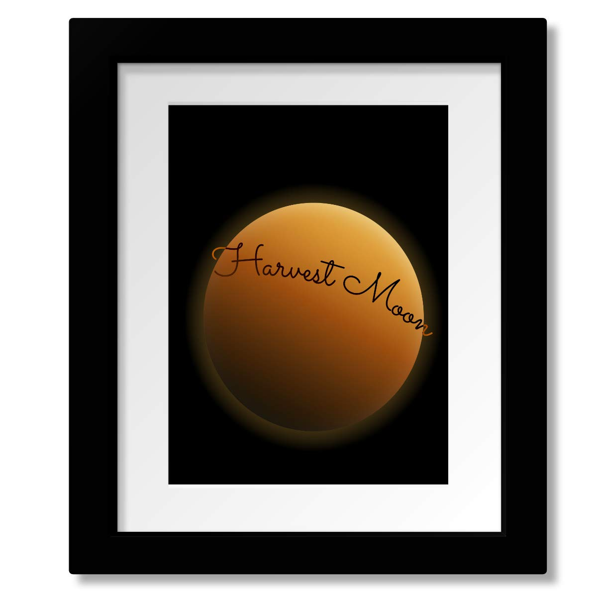 Harvest Washington Mall Moon Song Rock Music Illustration - Super sale period limited Inspired W Lyrically