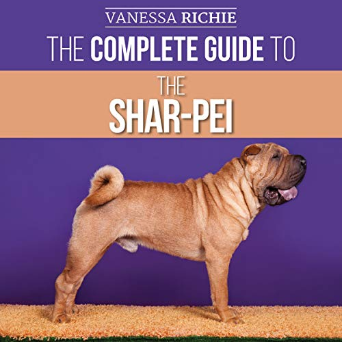 The Complete Guide to the Shar-Pei Titelbild