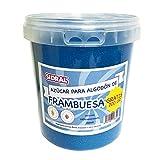FRAMBUESA | Algodón de azúcar 1200gr (200gr GRATIS)