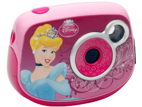 Lexibook DJ013DP - Disney Princess Digitalkamera (300K Pixel)