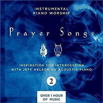 Instrumental Piano Worship Prayer Songs, Vol. 2: Whole Hearted Worship