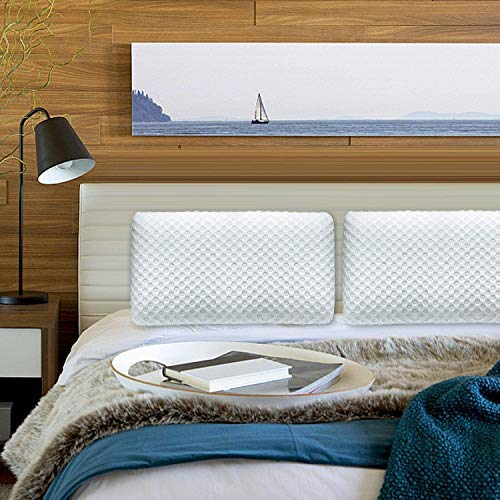 Milemont Memory Foam Pillow, Pillows for Sleeping, CertiPUR-US, Standard Size