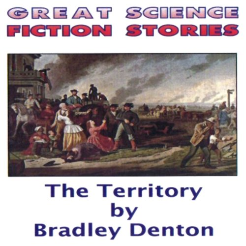 The Territory audiobook cover art
