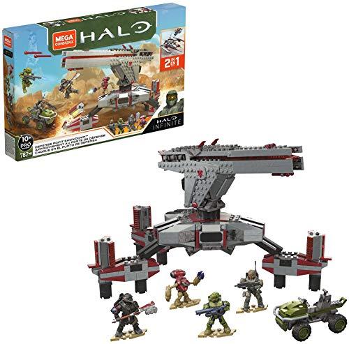 Mega Construx Halo Infinite Vehicle Juguete de construcción (Mattel GNB27)