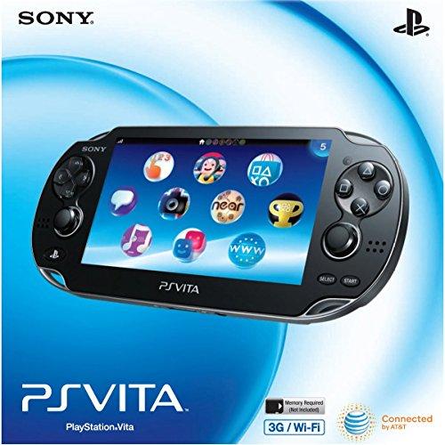 PlayStation Vita 3G/Wi-Fi Bundle (Renewed)