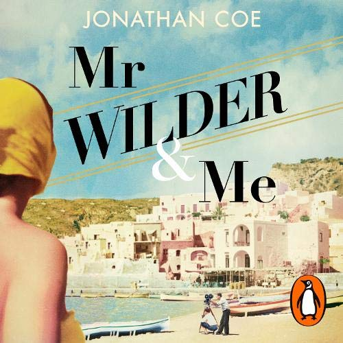 Mr Wilder and Me cover art