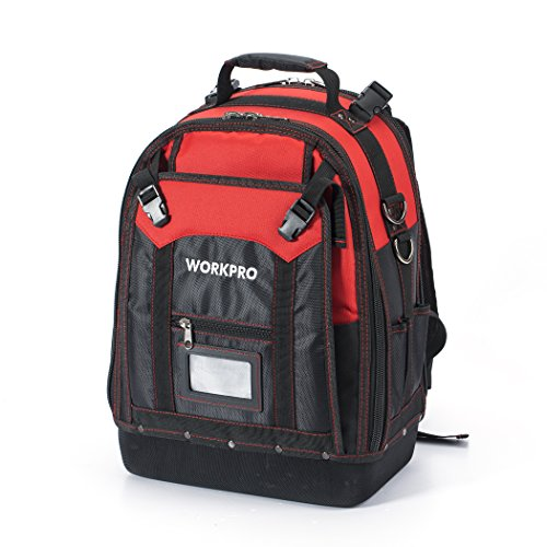 WORKPRO Tool Backpack Bag (37-Pockets)