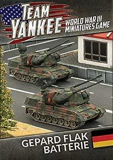 Team Yankee: Gepard Flakpanzer Batterie