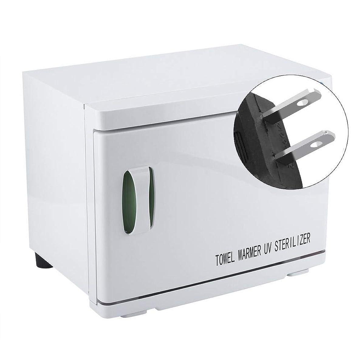 マスク臨検領収書Acogedor タオルウォーマー タオル蒸し器 滅菌機 多用途 タオル 服 歯ブラシ 哺乳瓶 紫外線 UV 消毒 USプラグ 23L 加热温度:60℃±10℃ (110V)