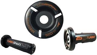 Arbortech Turbo Bundle (TurboPlane, TurboShaft, MiniTurbo)