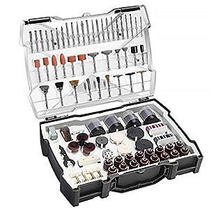 TACKLIFE 361 Accesorios de herramientas rotativas, diámetro de mangos 1/8