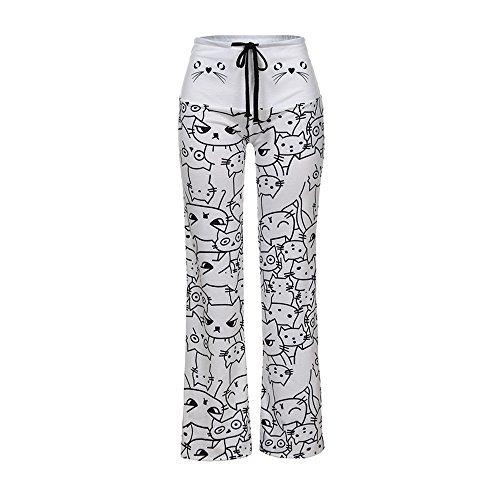 Wtouhe Vêtements de Travail pour Femmes Uniforme Combat Cargo Relaxed-Fit Multi-Poches Pantalons de sécurité Camo Cool Pantalon de Travail avec Ceinture
