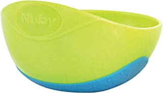 Nuby Sure Grip Bowl From 6 Months and above, 1 Pc – Assorted Color