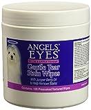 Angels' Eyes Soft Tear 100 CT Presoaked Texturizada Toallitas