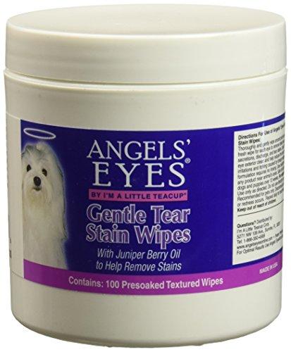 Angels' Eyes Soft Tear 100 CT Presoaked Texturizada Toallitas ⭐