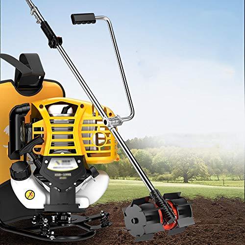 Weeder Máquina de deshierbe doméstica pequeña Tipo Mochila, cortacésped Multifuncional para prados agrícolas de Gasolina, 3850W