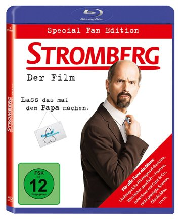 Stromberg - The Movie (2014) ( Stromberg - Der Film ) (Blu-Ray)