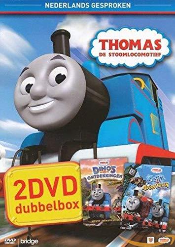 Thomas de Stoomlocomotief 2Box DVD