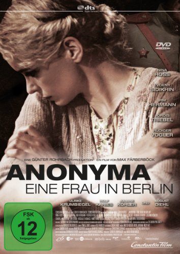 Anonyma - Eine Frau in Berlin [Alemania] [DVD]