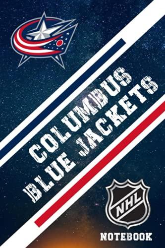Columbus Blue Jackets : Columbus Blue Jackets Daily Planner Notebook   NHL Notebook Fan Essential NFL , NBA , MLB , NHL , NCAA #59