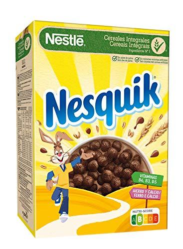 Cereales Nestlé Nesquik - 1 paquete de 375 g