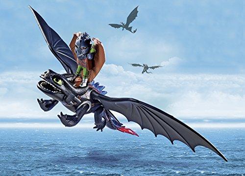 Dragon Playmobil Harold et Krokmou Ensemble de Jeu 9246 - 3