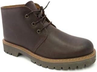 Bota Tipo pánama Danka en marrón T1509