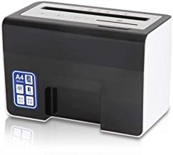 $455 » Shredder for Home/Office 2-Sheet High-Security Micro-Cut Paper and Credit Card Home Office Shredder, Desktop Multi-Functio...
