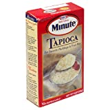 Kraft Minute Tapioca, 8-Ounce Units (Pack of 12)