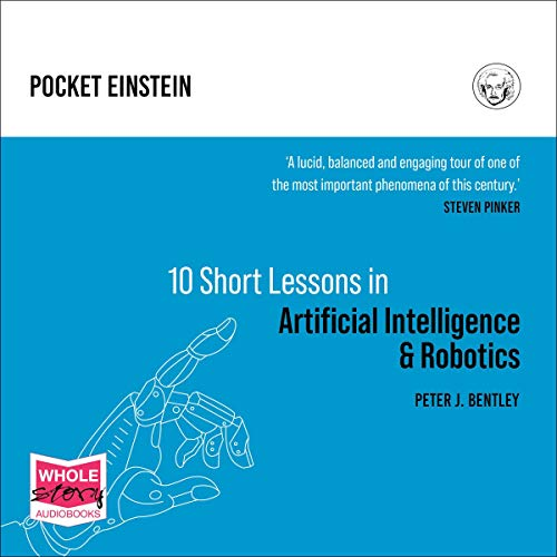 Ten Short Lessons in Artificial Intelligence and Robotics cover art