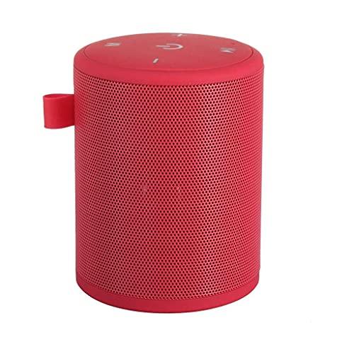 ZHBH Altavoces Bluetooth Portable Red Wireless Mini TF FM al Aire Libre Radio estéreo HD Audio Soundbar