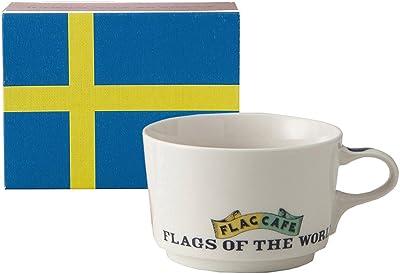 フラッグ カフェ マグカップ (ポストカード付) (化粧箱入) スウェーデン 1066