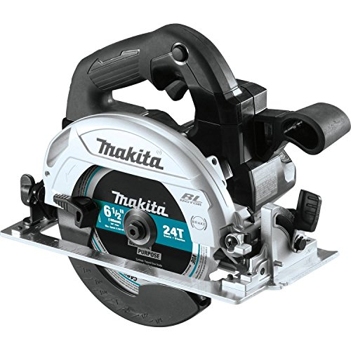 "Makita XSH04ZB 18V LXT Lithium-Ion Sub-Compact Brushless Cordless 6-1/2"" Circular Saw, Tool Only"