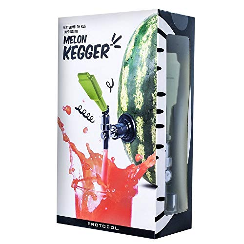 Festive Watermelon Kegger! Turns Melon Into Punch Dispenser