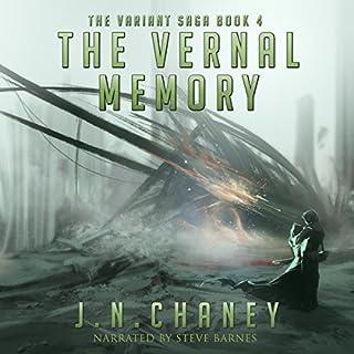 The Vernal Memory audiobook cover art