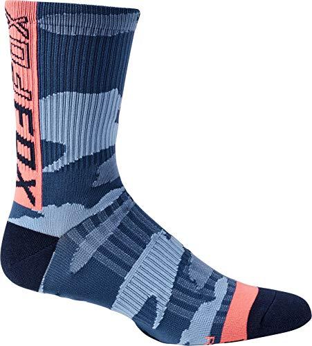 Fox 6 Ranger Sock Blue Camo L/XL