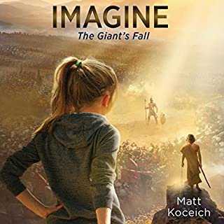 Imagine...The Giant's Fall audiobook cover art