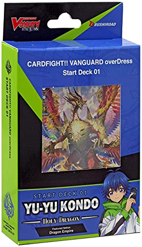 Cardfight!! Vanguard VGE-D-SD01 Yu-yu Kondo...