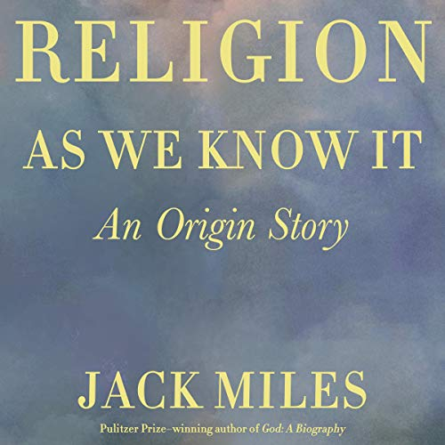 Religion as We Know It cover art