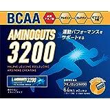 BCAA 運動 必須アミノ酸 アルギニン クレアチン ビタミン スティックタイプ アミノガッツ 4.2gx64包