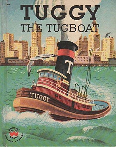 Tuggy The Tugboat (Wonder Book #696)