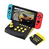 GoolRC Controller di Gioco Arcade Joystick Gamepad USB Joystick Videogioco Compatibile con Console N-Switch /...