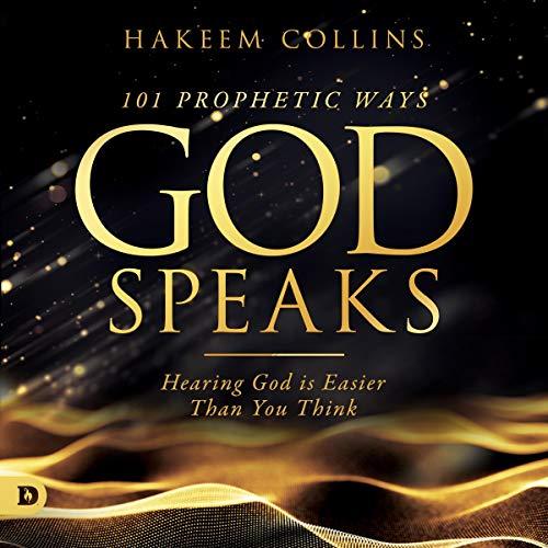 101 Prophetic Ways God Speaks cover art