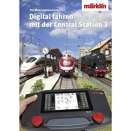 Märklin Digital Fahren mit der Central Station 3