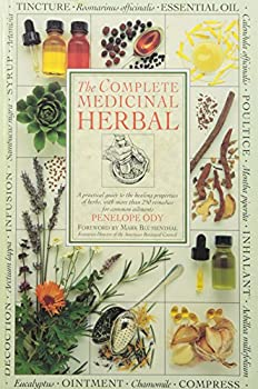 Hardcover The Complete Medicinal Herbal Book